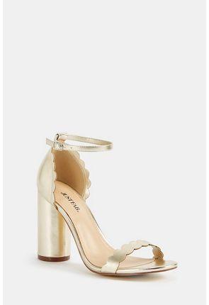 Aleecia Heeled Sandal