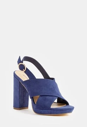 Nastasia Heeled Sandal