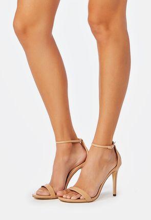 Rosey Heeled Sandal