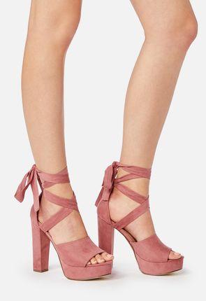 Lita Heeled Sandal