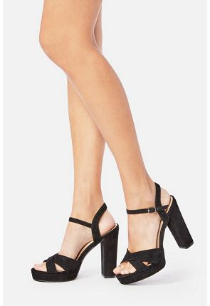 Clarabelle Heeled Sandal