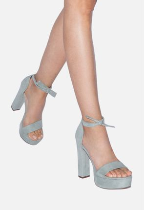 GRACEN HEELED SANDAL