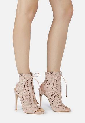 Nicia Heeled Sandal