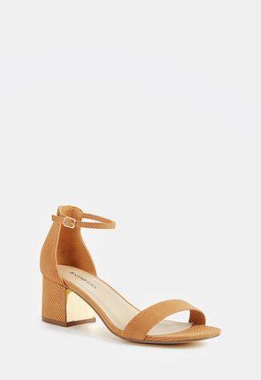 Kasha Heeled Sandal