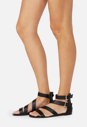 Sarrata Flat Sandal