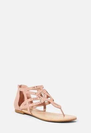 Ettie Flat Sandal