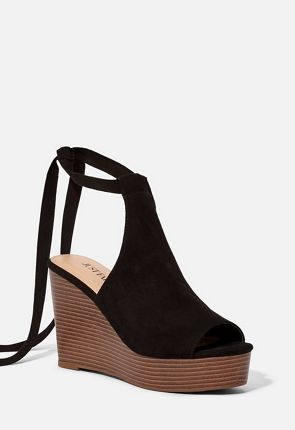 Gilina Stacked Wedge
