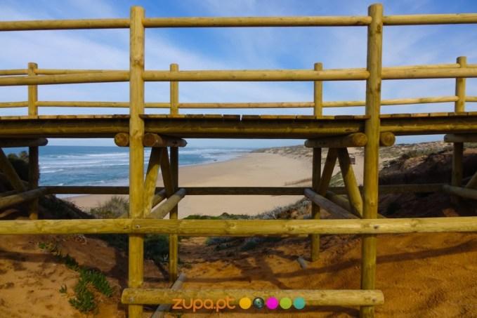 Praia do Malhão   Renovada