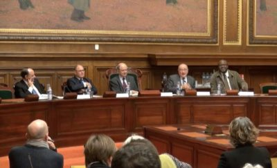 Retour sur les Rencontres sociales de la Sorbonne au Conseil d'Etat : Droit du travail et droit de la fonction publique