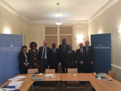 27 mai 2015 – Partenariat Paris 1 – F.I.G.E. pour la formation des inspecteurs généraux d'Etat