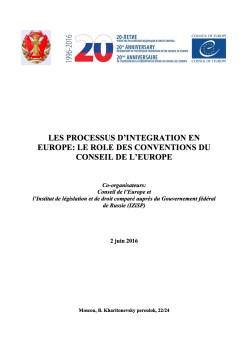FR_CoE - IZiSP Processus d'intégration en Europe