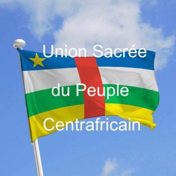 L'USPC (Union Sacrée du Peuple Centrafricain) prend position sur la stratégie de paix en RCA