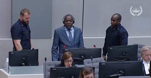 Centrafrique et CPI – Affaire Rambo, suite – première comparution devant la CPI [23.11.2018]