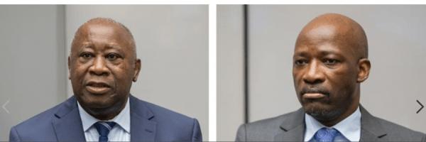CPI – La décision d'acquittement de L. Gbagbo et C. Blé Goudé et ses suites [vidéo]