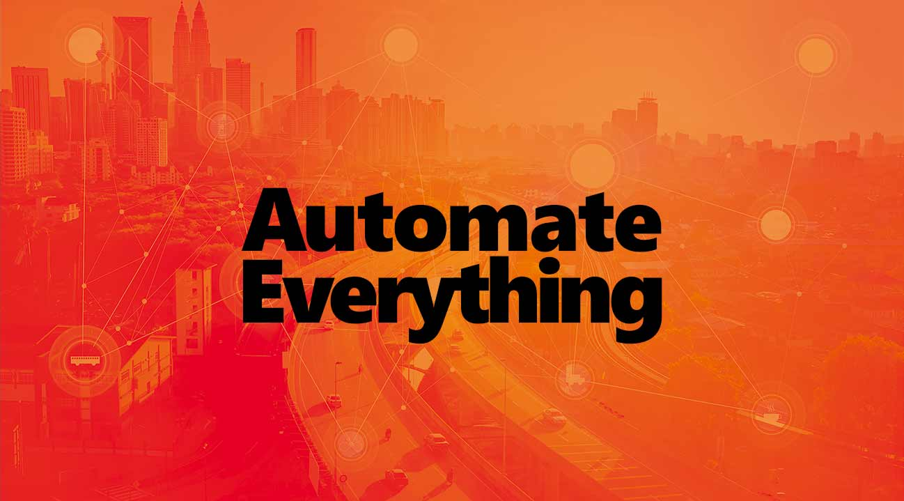 Automate Everything Whitepaper