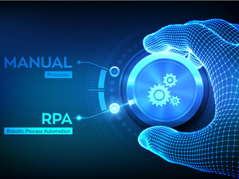 Robotic Process Automation is not the solution.