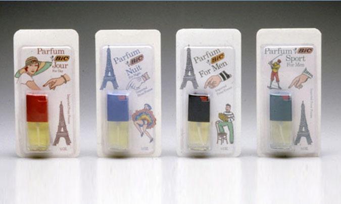 Échec commercial : Le parfum Bic!