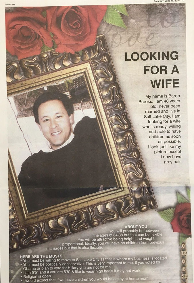 Homme cherche femme