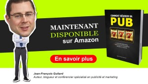 Livre publicité marketing Jean-François Guitard