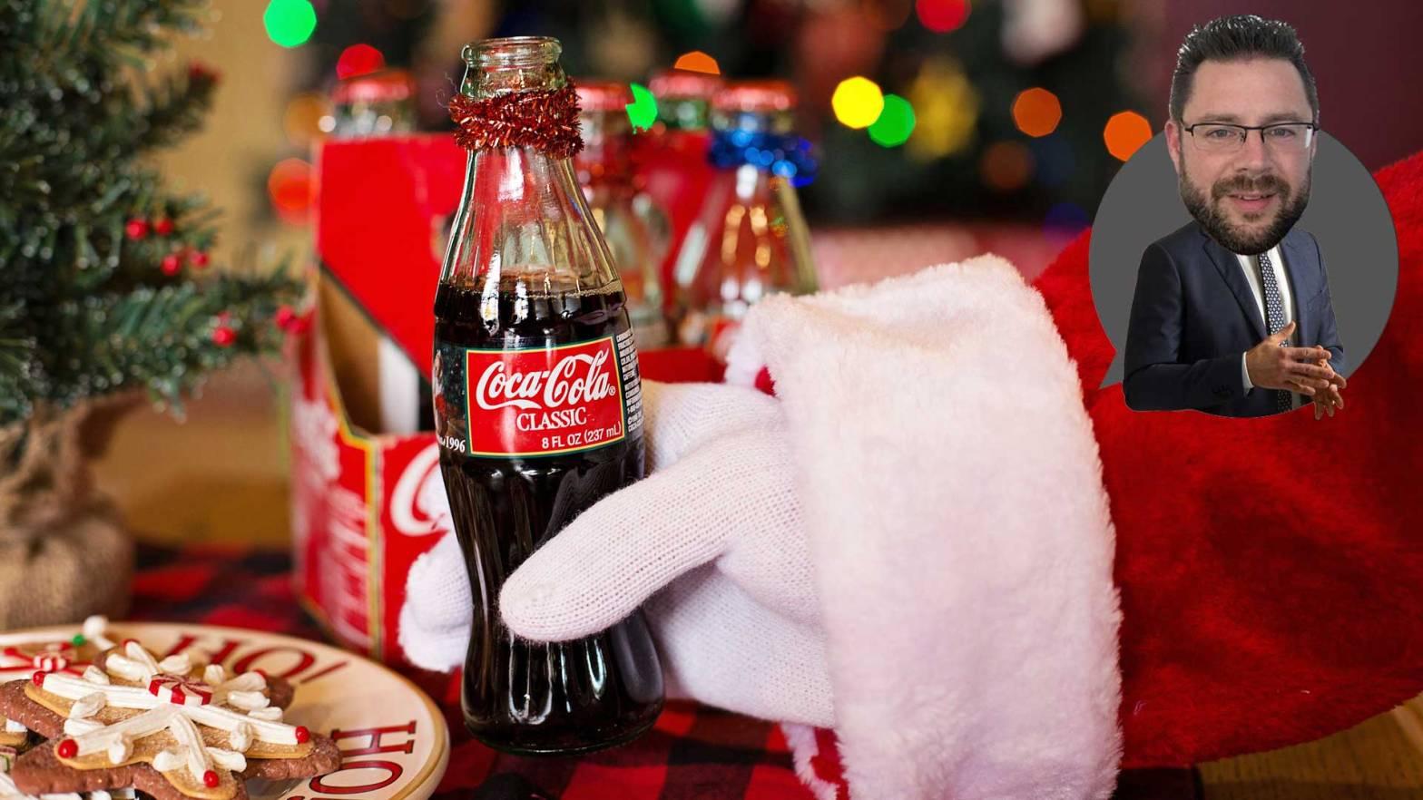 Qui a inventé le Père Noël