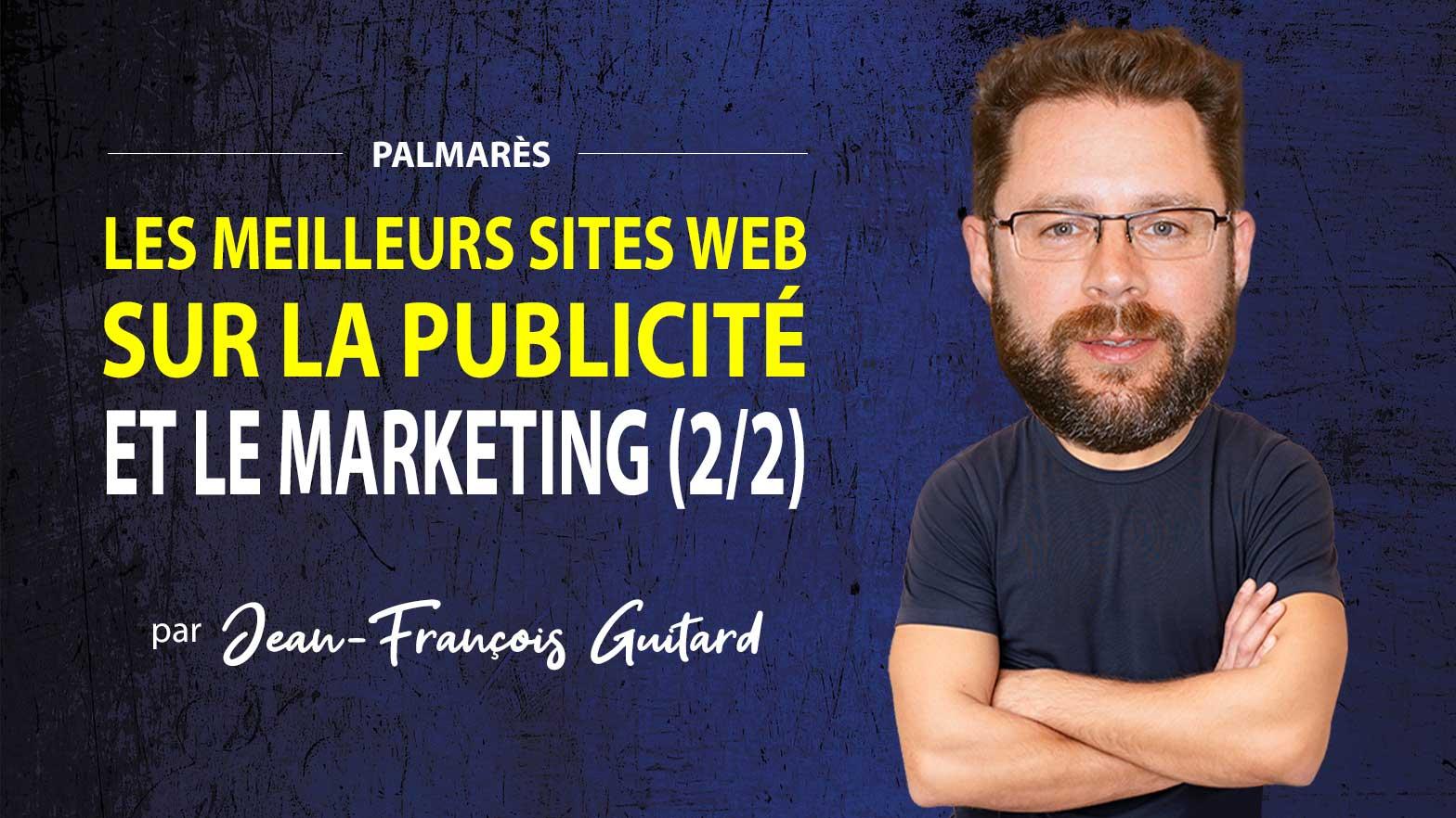 Meilleurs sites web marketing 2