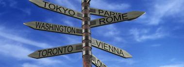 Escolher o destino é uma das melhores partes do planejamento de viagem ( Imagem da Internet)