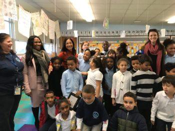 Visit from Superintendent Brenda Cassellius