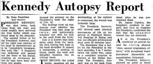 Washington Post autopsy story