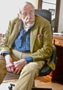 William J. Hood, retired CIA officer