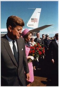 JFK at Dallas Airport