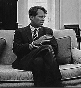 Attorney General Robert F Kennedy