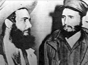 Rolando Cubela, Fidel Castro