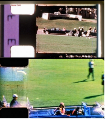 Zapruder Nix compared