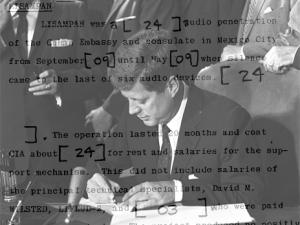 JFK secrecy