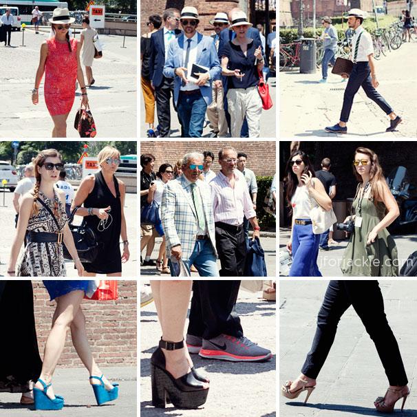 20 June 2013 - pittiuomo 84 streetwear