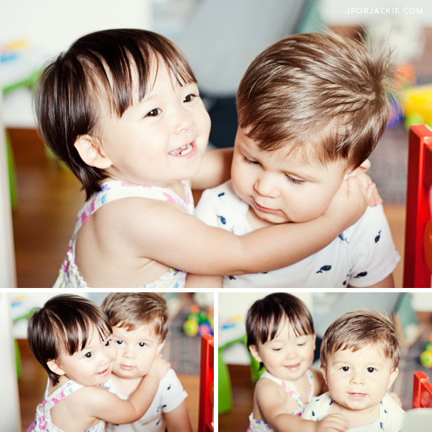 10 July 2013 - Matteo and Julienne Playdate