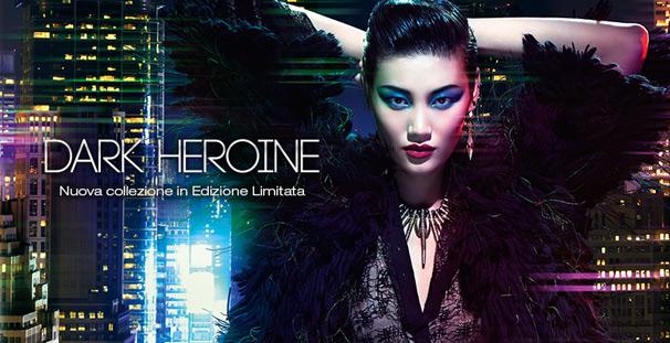Dark heroine - Kiko Makeup Milano