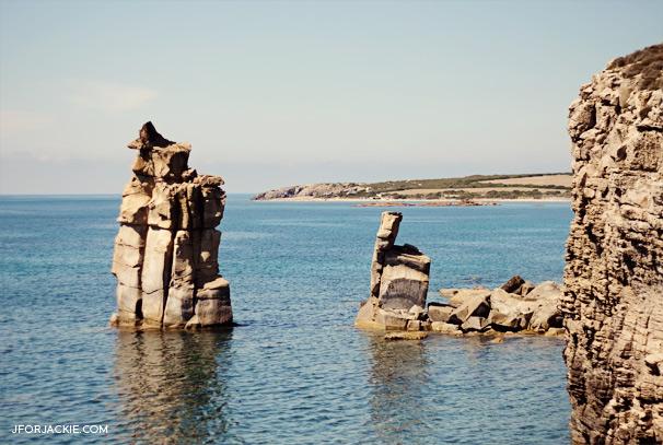 Le Colonne - Carloforte, Island of San Pietro