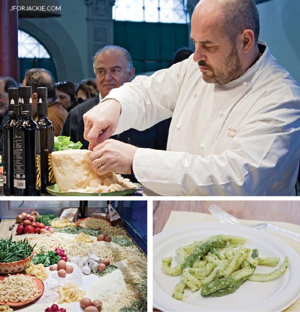 San Lorenzo Mercato Centrale Firenze - Pasta Fresca