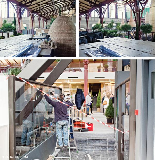 San Lorenzo Mercato Centrale Firenze - Renovation