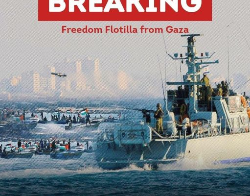 Gaza Flotilla attacked by Israeli Occupation Forces