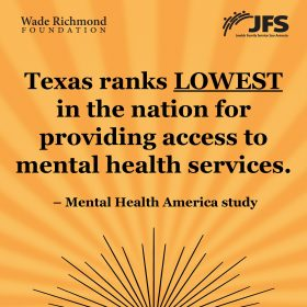 JFS to Use $100,000 Matching Grant for Innovative Mental Health Programs