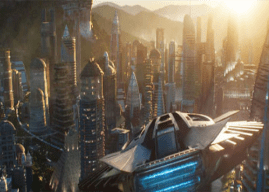 When is Wakanda? Afrofuturism and Dark Speculative Futurity