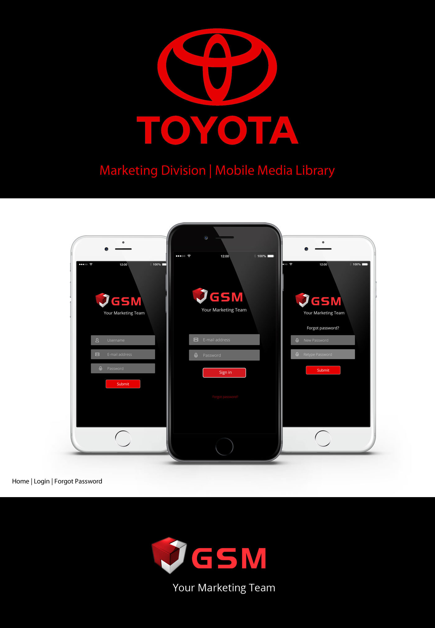 Toyota mobile media library, Joe Fulginiti UX Director, UX Manager