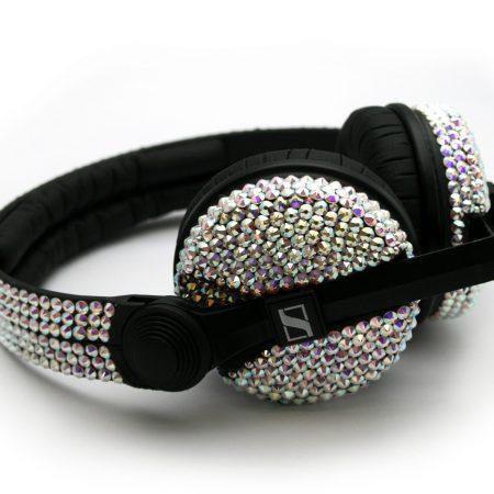 Custom Crystal HD25 Headphones