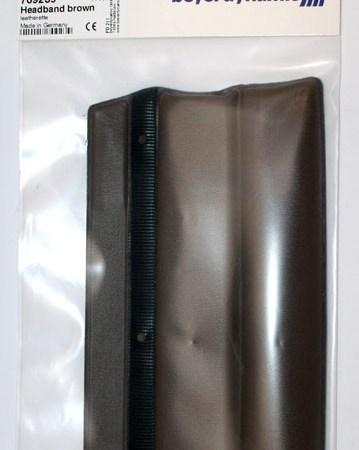 Beyerdynamic Custom One Pro Synthetic Leather Headband Padding Brown