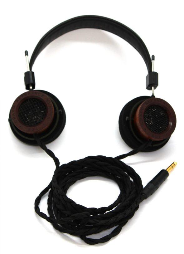 Re wire wooden grado headphones