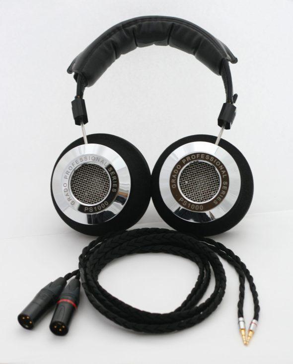 Grado PS1000 with detachable cable mod