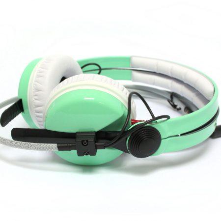 Mint Green Sennheiser HD25 Custom DJ Headphones