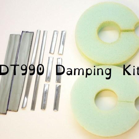 Custom Cans Mass Loading & Damping Kit for DT990